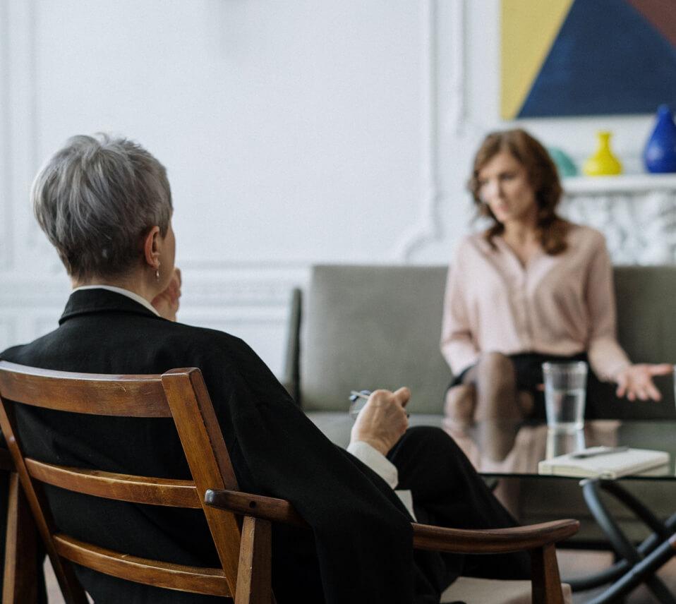 Consultation Therapeute
