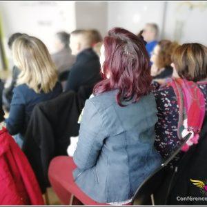 Conférence à Cherbourg